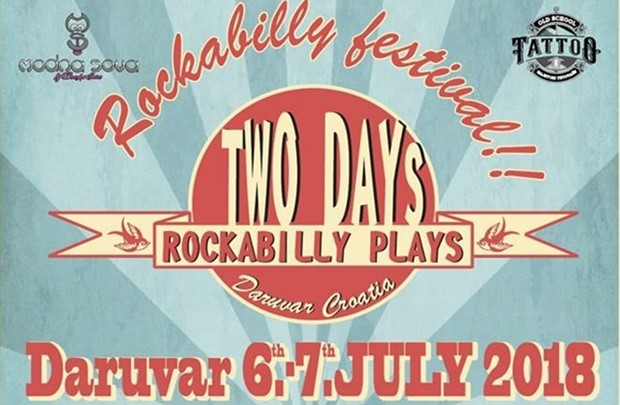 Two days rockabilly plays